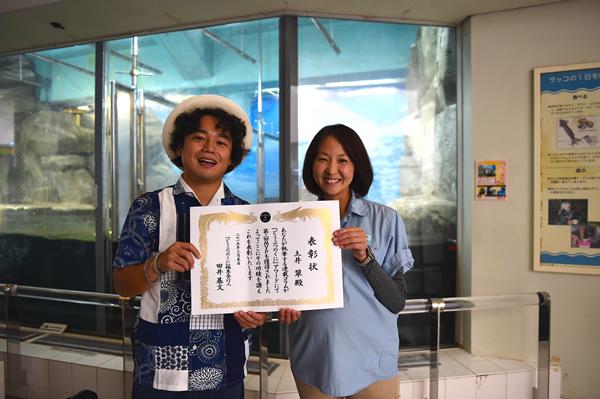 2連覇を果たした博多美人の土井さん、おめでとう!